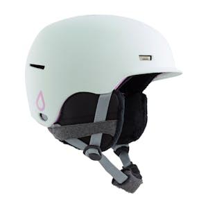Anon Raven Women's Snowboard Helmet 2021 - Aqua