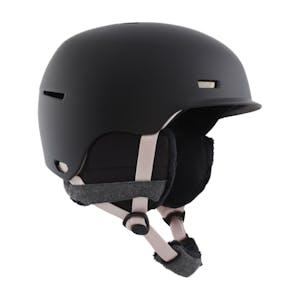 Anon Raven Women's Snowboard Helmet 2021 - Black Mauve