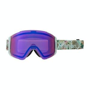 Anon Sync Snowboard Goggle 2021 - Camo / Perceive Sunny Onyx + Spare Lens