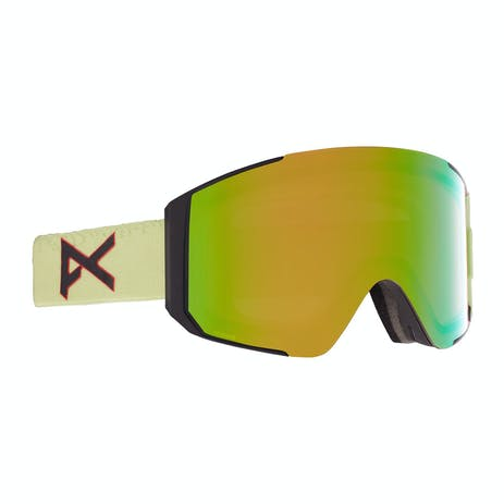 Anon Sync Snowboard Goggle 2021 - Ce Green / Perceive Variable Green + Spare Lens
