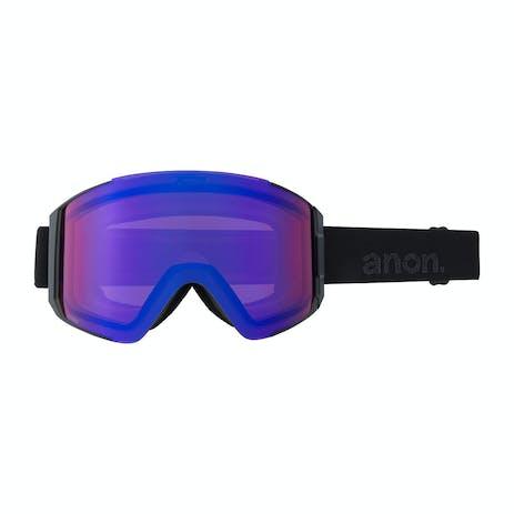 Anon Sync Snowboard Goggle 2021 - Smoke / Perceive Sunny Onyx + Spare Lens