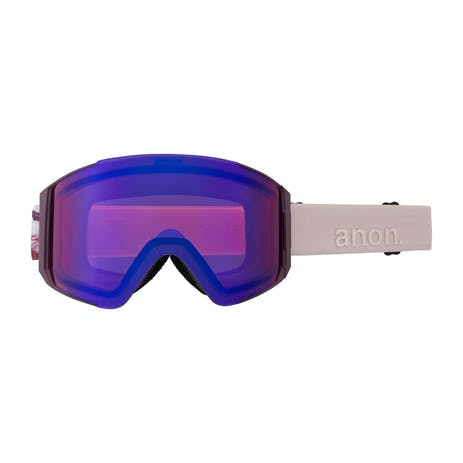 Anon Sync Snowboard Goggle 2021 - Wavy / Perceive Sunny Onyx + Spare Lens