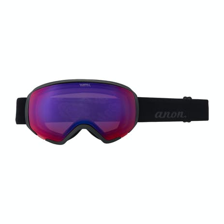Anon WM1 Women's Snowboard Goggle 2021 - Smoke / Perceive Sunny Onyx + Spare Lens