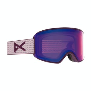 Anon WM3 MFI Women's Snowboard Goggle 2021 - Purple / Perceive Variable Violet