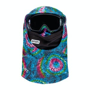 Anon MFI Youth Hooded Helmet Balaclava 2021 - Tie Dye