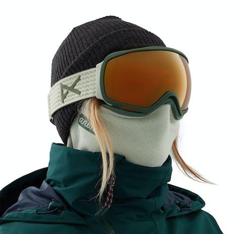 Anon MFI Women's Microfur Neckwarmer 2021 - Sage