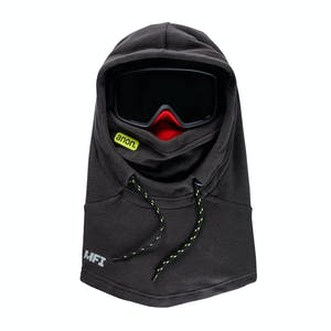 Anon MFI Hooded Helmet Fleece Balaclava 2021 - Black Pop