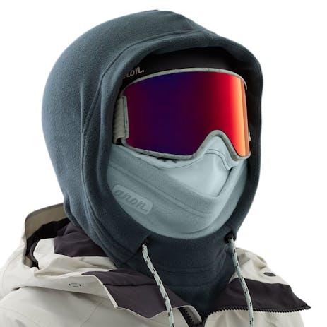 Anon MFI Women's Hooded Helmet Balaclava 2021 - Grey
