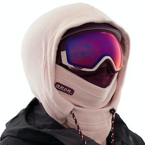 Anon MFI Women's Hooded Helmet Balaclava 2021 - Mauve