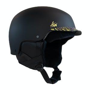 Anon Aera Women's Snowboard Helmet - Jungle Black