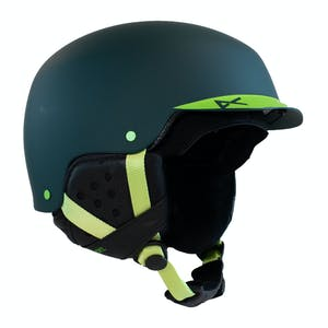 Anon Blitz Snowboard Helmet - Krypto/Dark Blue