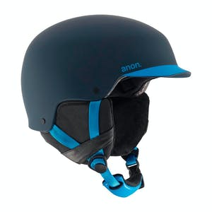 Anon Blitz Snowboard Helmet - Midnight Blue