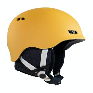 Anon Griffon Women's Snowboard Helmet - Curry yellow