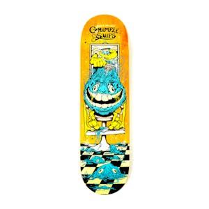 """Antihero Grimple Snips 8.4"""" Skateboard Deck - Hewitt"""