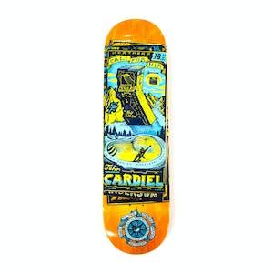 """Antihero Maps to Skaters Homes 8.62"""" Skateboard Deck - Cardiel"""