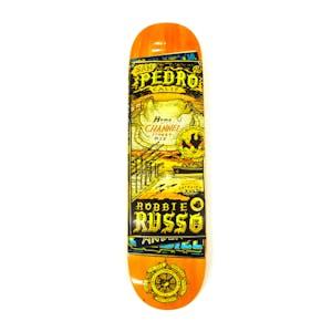 "Antihero Maps to Skaters Homes 8.25"" Skateboard Deck - Russo"