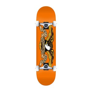 "Antihero Classic Eagle 7.75"" Complete Skateboard - Orange"