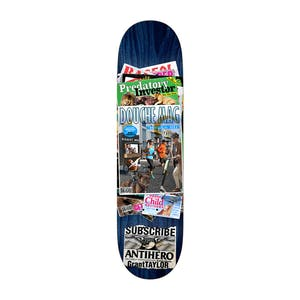 "Antihero Taylor Back Issues 8.5"" Skateboard Deck"