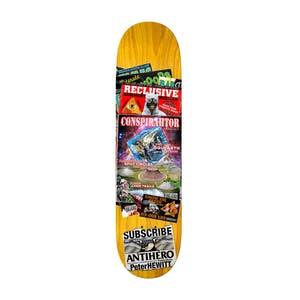 "Antihero Hewitt Back Issues 8.75"" Skateboard Deck"
