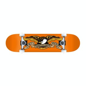 "Antihero Classic Eagle 7.75"" Complete Skateboard - Orange"