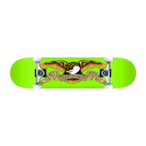 "Antihero Classic Eagle 8.0"" Complete Skateboard - Green"
