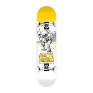 "Antihero Moon Landing 8.0"" Complete Skateboard - Yellow"