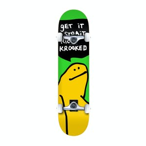 "Krooked Team Shmoo 7.5"" Complete Skateboard"