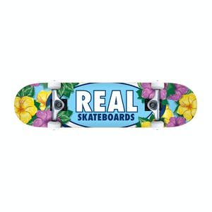 "Real Oval Blossoms 8.0"" Complete Skateboard"