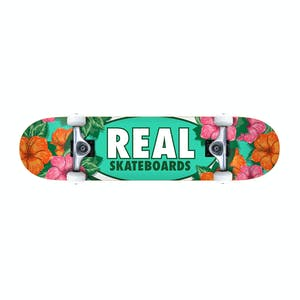 "Real Oval Blossoms 8.25"" Complete Skateboard"