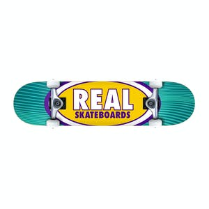 """Real Oval Rays 8.25"""" Complete Skateboard"""