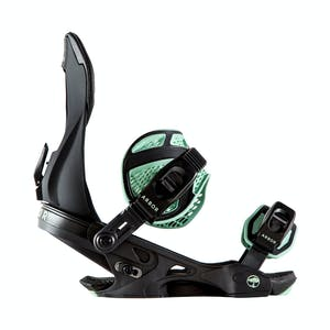 Arbor Sequoia Women's Snowboard Bindings 2019 - Black
