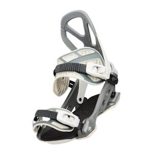 Arbor Hemlock Snowboard Bindings 2020 - Grey