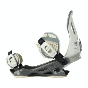 Arbor Hemlock Snowboard Bindings 2020 - Grey