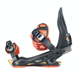Arbor Hemlock Snowboard Bindings 2021 - Frank April