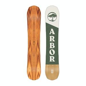 Arbor Element Premium 25yr Koa Camber Snowboard 2021
