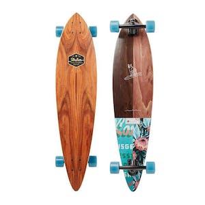 Arbor Fish 37 Cruiser Skateboard - Groundswell