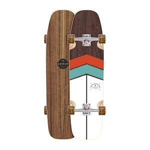 """Arbor Shakedown Foundation 34"""" Cruiser Skateboard"""