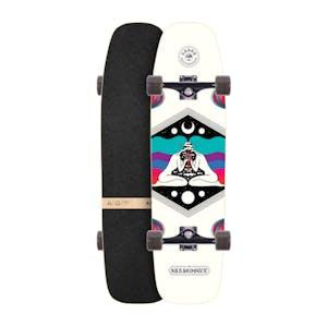 """Arbor Shakedown Crosscut 34"""" Cruiser Skateboard"""