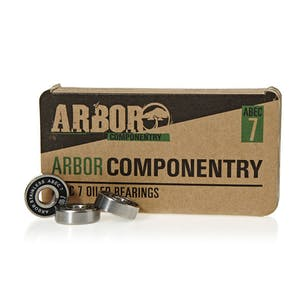 Arbor Abec 7 Skateboard Bearings