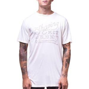 Arbor Shaving Bamboo T-shirt - White