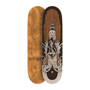 "Arbor Whiskey Squid 8.5"" Skateboard Deck"