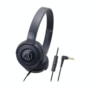 Audio-Technica ATH-S100IS Headphones — Black