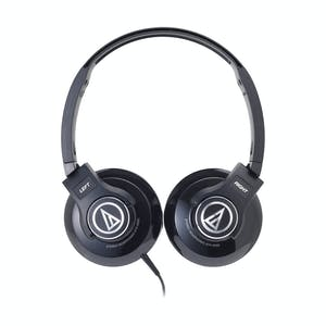 Audio-Technica ATH-S500 Headphones — Black