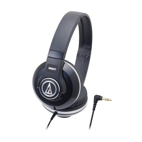 Audio-Technica ATH-S500 Headphones — Black
