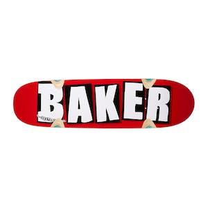 """Baker OG Logo 8.5"""" Skateboard Deck - Cruiser Shape"""