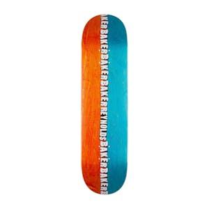 """Baker Reynolds Middle B2 8.0"""" Skateboard Deck"""