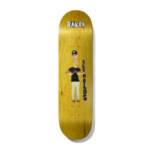 "Baker Reynolds Kazi 8.5"" Skateboard Deck"