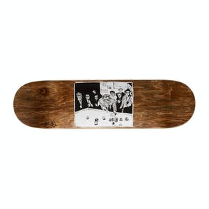 "Baker Santino Team 8.5"" Skateboard Deck"