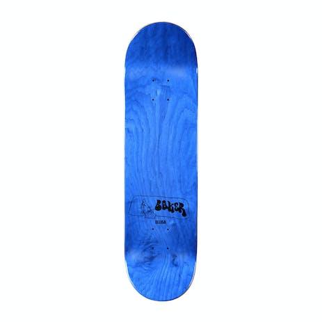 """Baker x Barry McGee 8.0"""" Skateboard Deck - Elissa"""