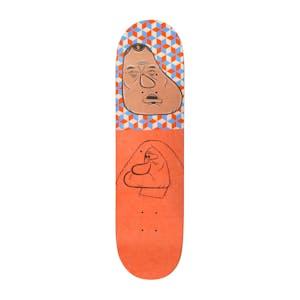 """Baker x Barry McGee 8.25"""" Skateboard Deck - Reynolds"""